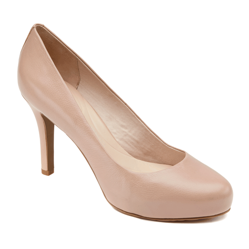 Seven to 7 High Plain PumpRockport Women's Nude Seven to 7 High Plain Pump
